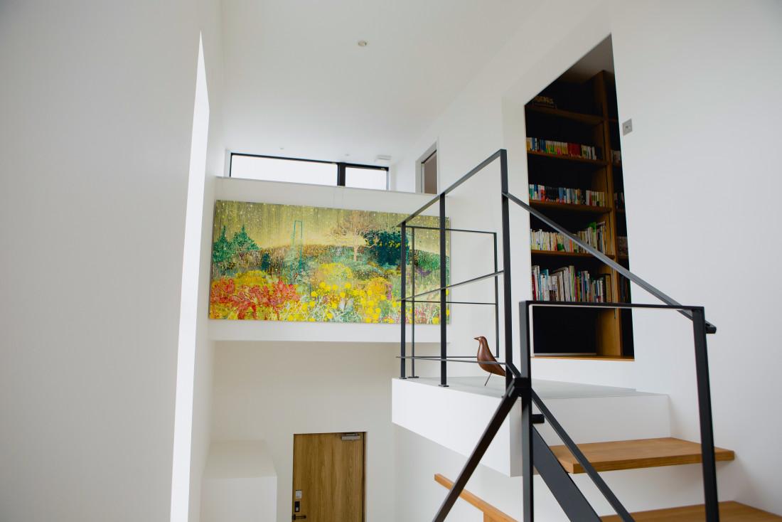 大江の家(アートと暮らしをたのしむギャラリーのある家) アイキャッチ画像