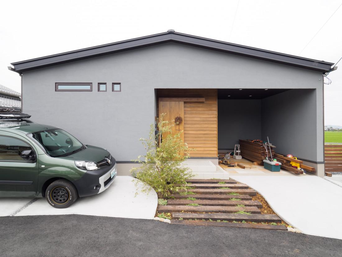 平屋で暮らす東近江エコハウス アイキャッチ画像