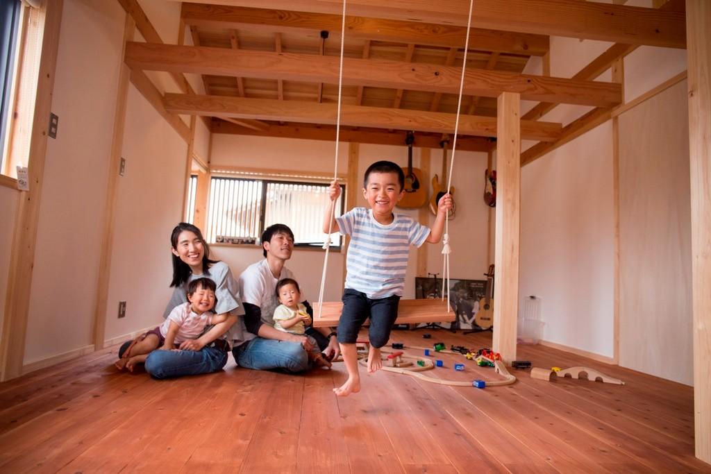 宮大工さんが建てた伝統工法の家   アイキャッチ画像