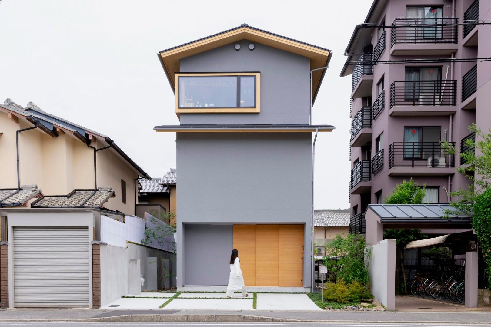 岩倉の家 余白のある家 アイキャッチ画像
