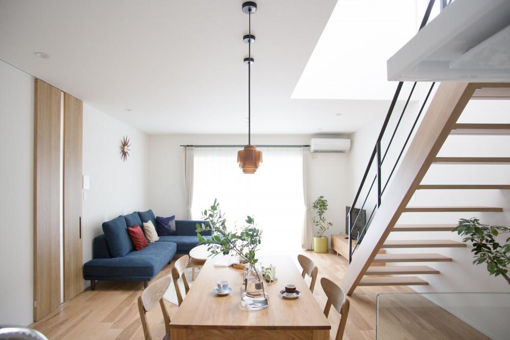 暮らしを楽しむ大空間の家 アイキャッチ画像
