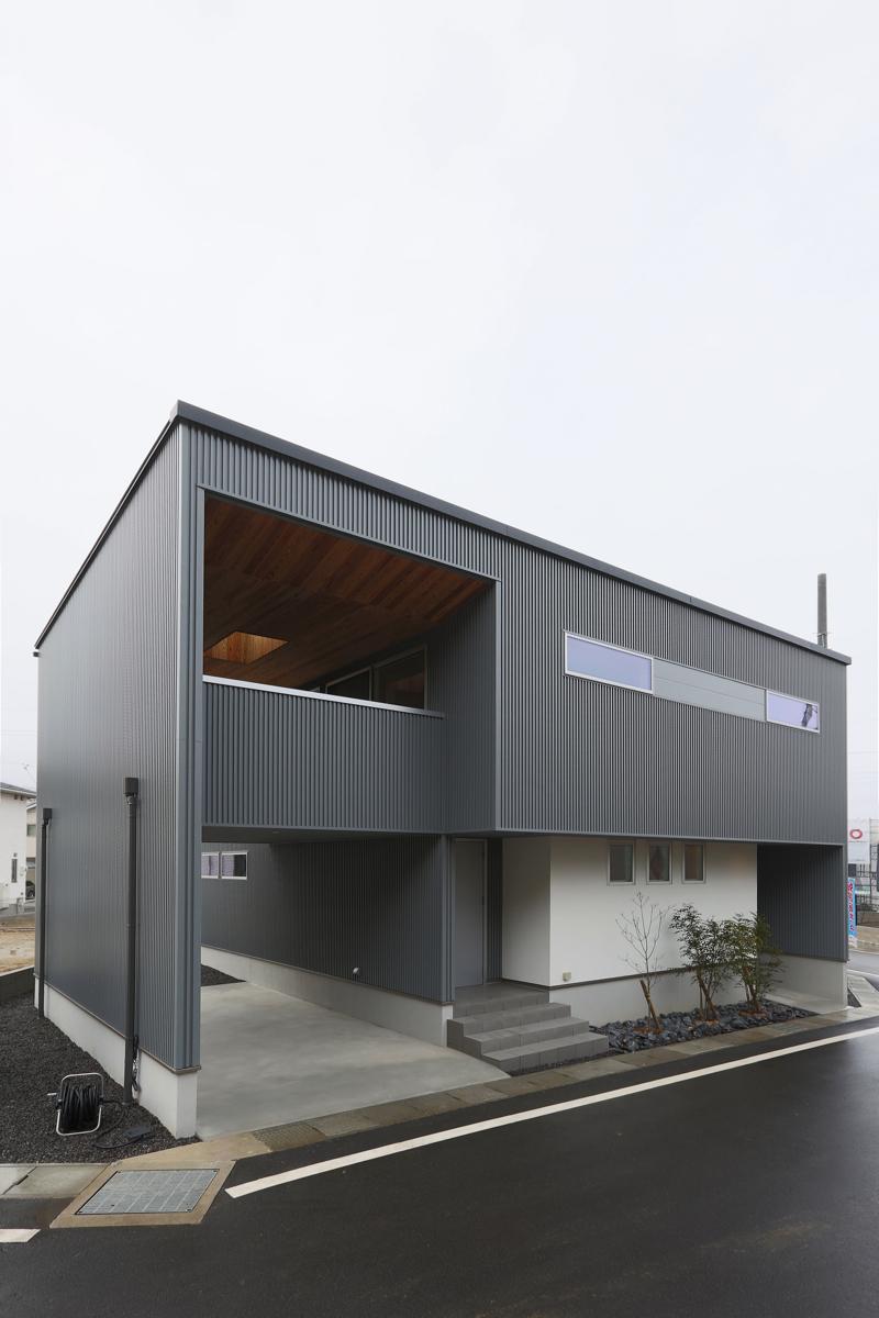 建築家と創るガレージハウス メイン画像