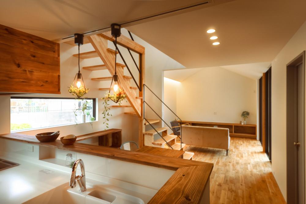 31坪|デザインと使い勝手をコンパクトに凝縮した都会の住まい
