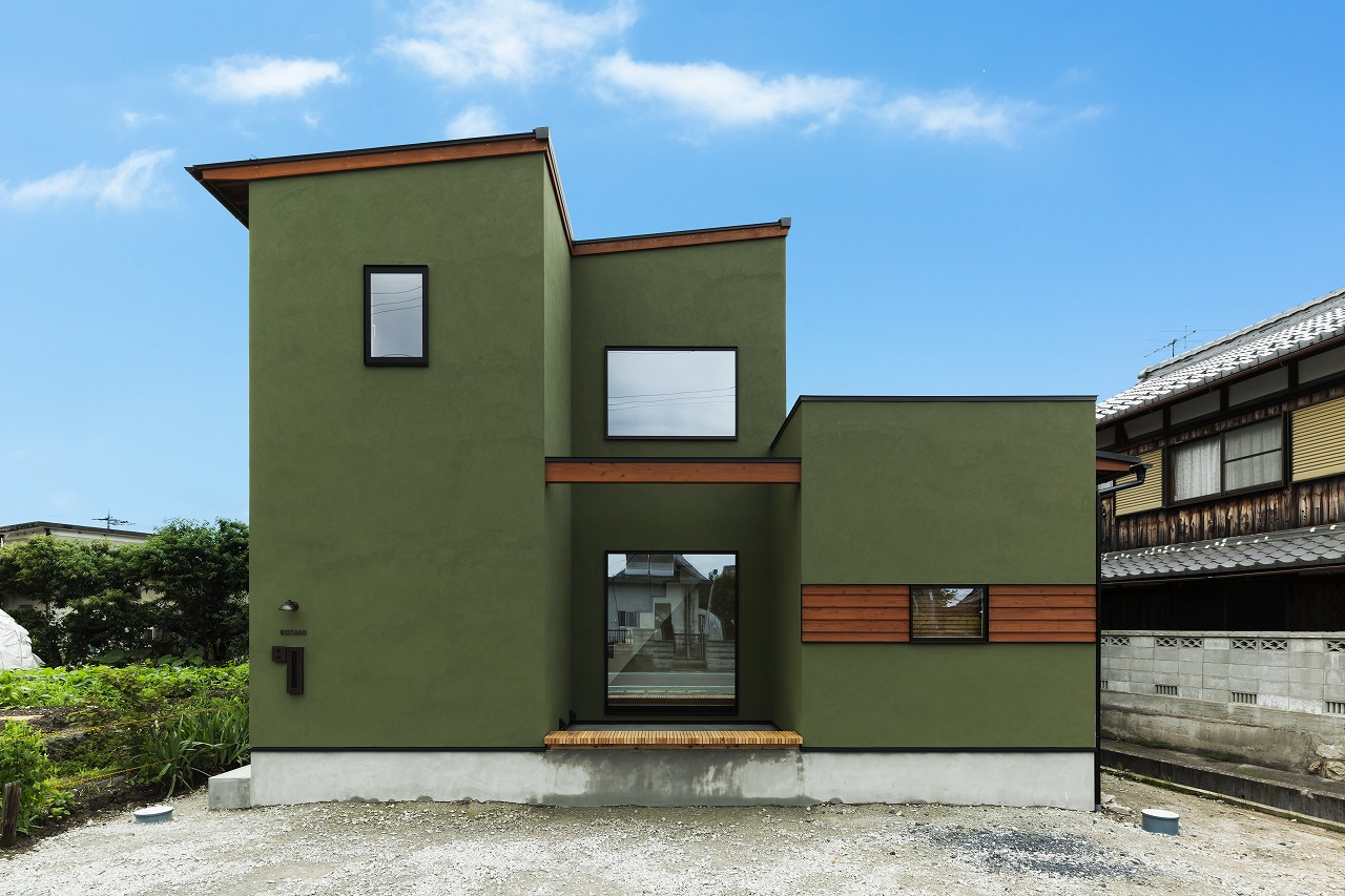 WEBデザイナーのシンプルモダンな家 アイキャッチ画像