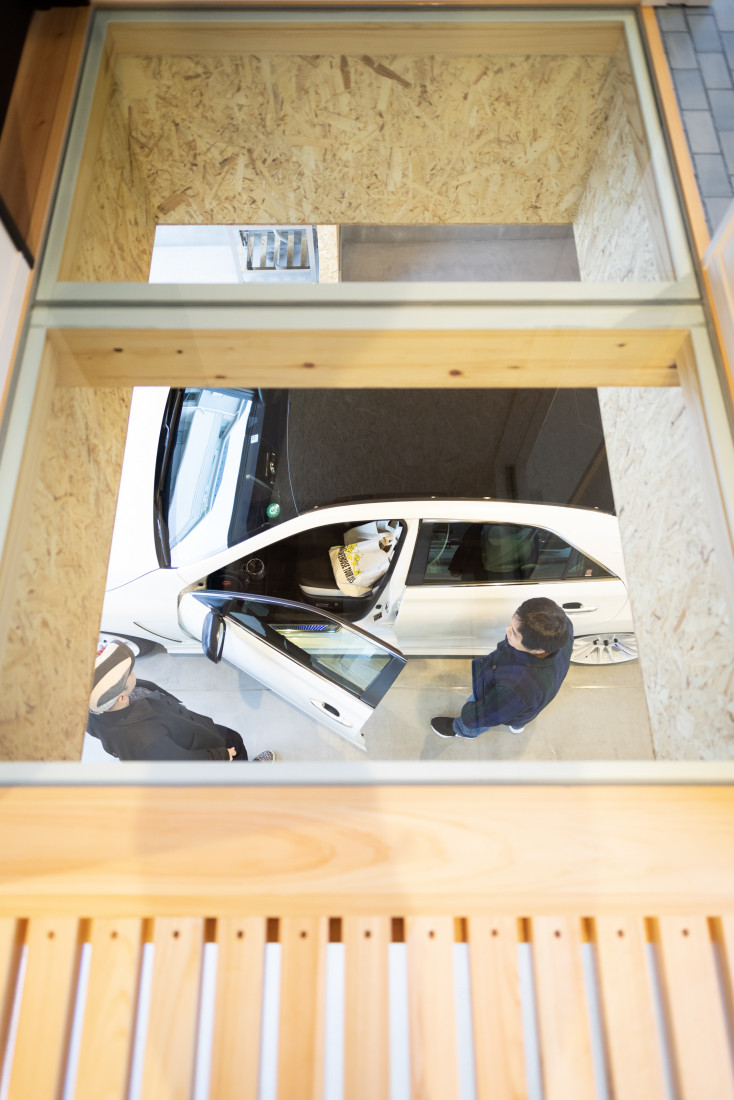 ハウスメーカーでは実現できなかった車好きのガレージハウス アイキャッチ画像