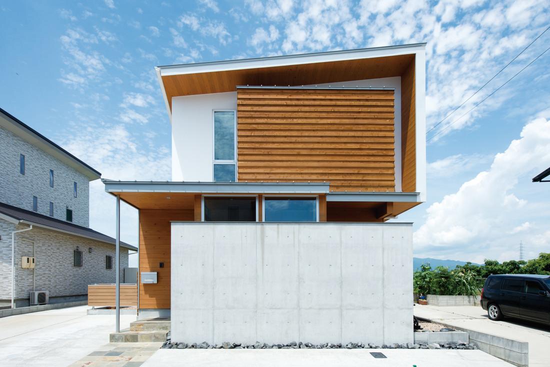 寄り添って、建てる。寄り添って、まもる。想造をカタチにする家づくり アイキャッチ画像
