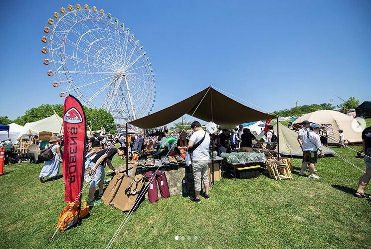 FIELD STYLE「中部地区最大の遊びの祭典」in AICHI SKY EXPO アイキャッチ画像