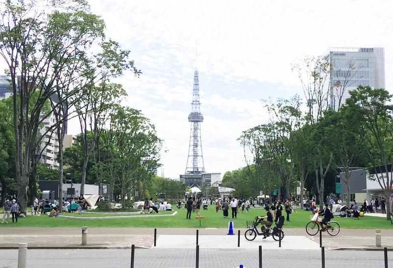 日本最大級のPark-PFI「Hisaya-odori Park」が誕生![Part.1]