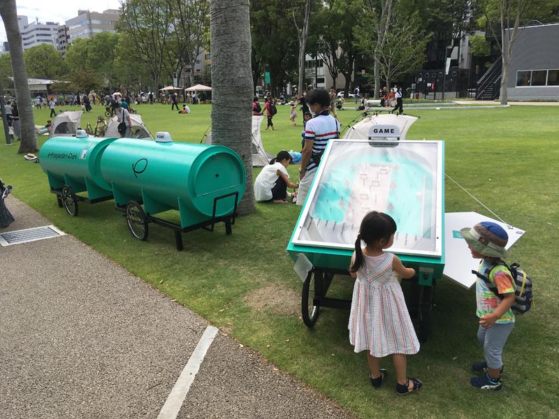 日本最大級のPark-PFI「Hisaya-odori Park」が誕生![Part.2]